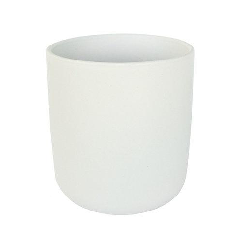 White Nordic Ceramic Tumbler