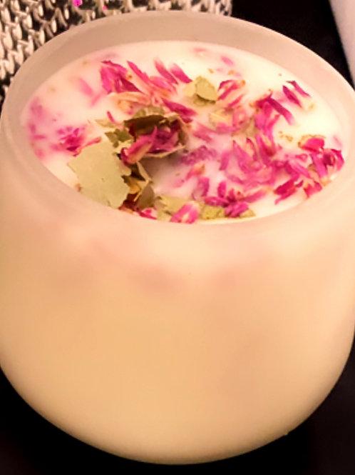 Eunoia White Jar