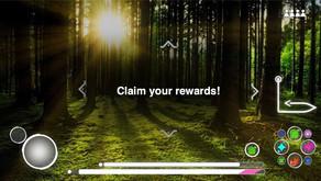 Claim your reward