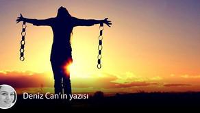 Benliğim Özgürlüğümün Tezahürü İse