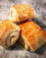 Chocolate croissant #croissants #baking