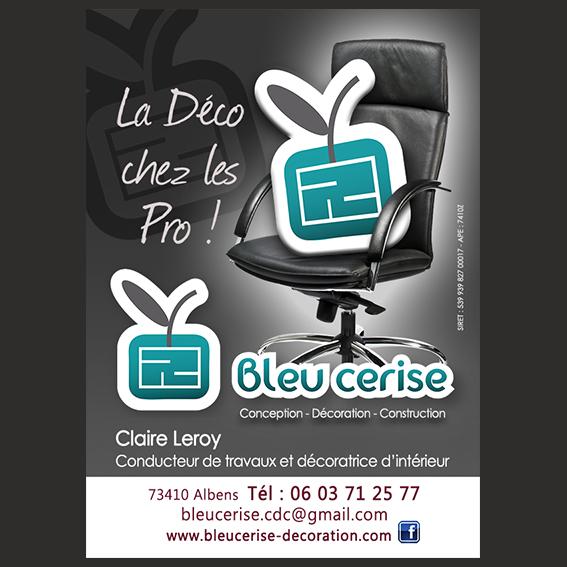 Bleu Cerise