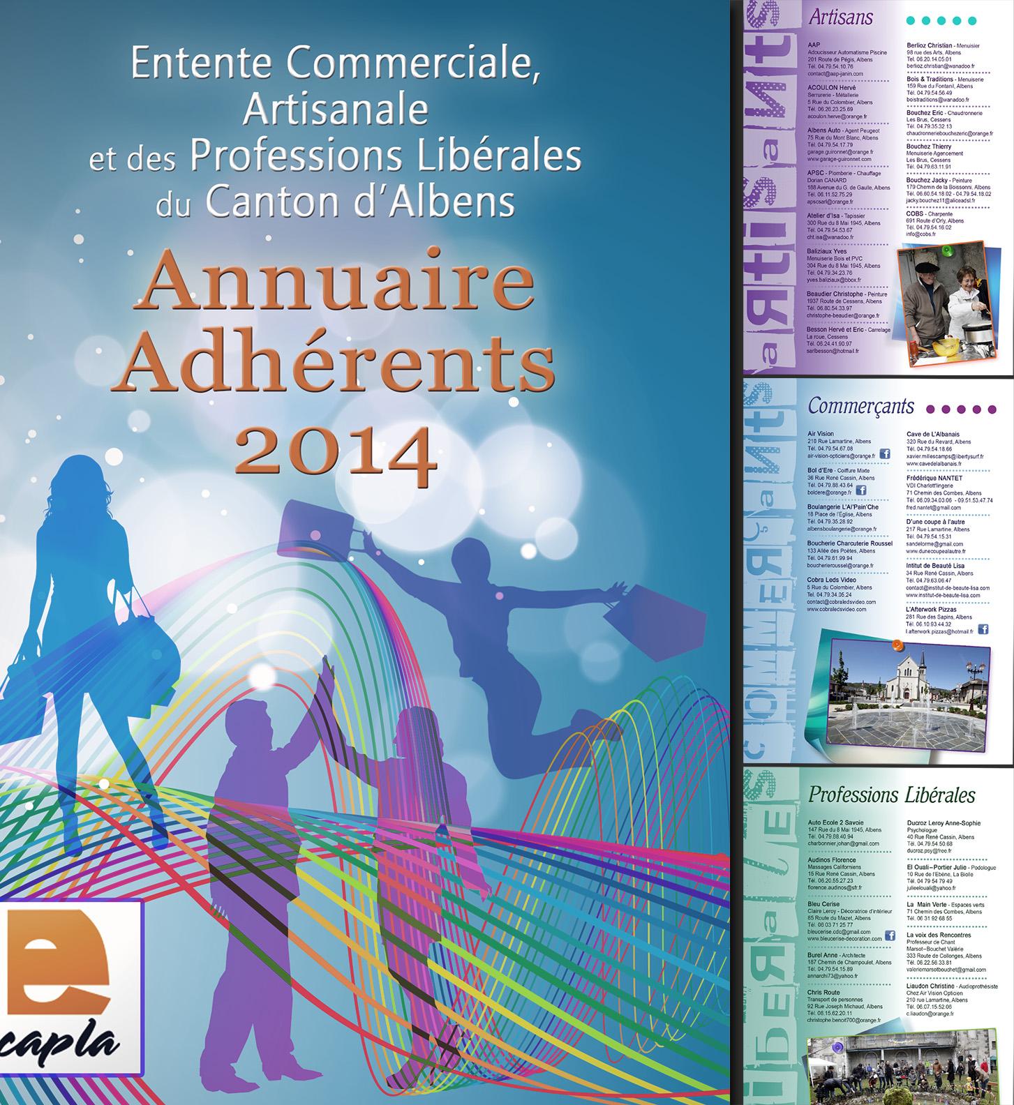 Brochure Ecapla Albens