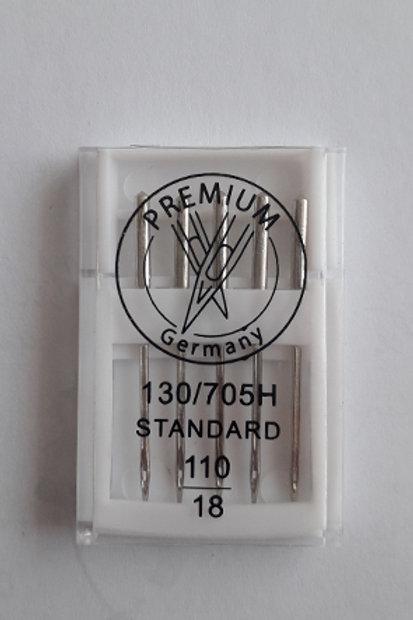 Aiguille machine talon plat standard T.110