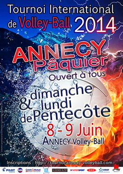 Tournoi du Pâquier 2014