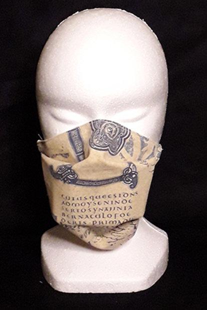 Masque Moyen-Age