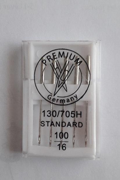 Aiguille machine talon plat standard T.100