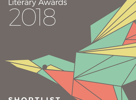 2018 Queensland Literary Awards shortlist Glendower Emerging Writer