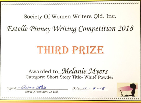 Estelle Pinney Short Story Competition