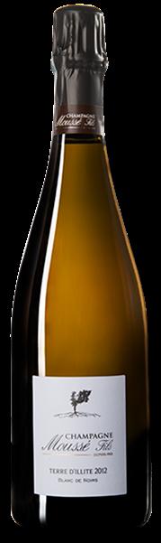 尋俠堂|Champagne Moussé Fils Terre d'illite 2012 慕瑟父子 伊利石風土 年分香檳
