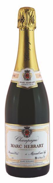尋俠堂|Marc Hebrart 1er Cru Blanc de Blancs Brut NV 瑪黑一級園 無年分白中白香檳