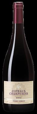 尋俠堂|Champagne Pierre Gerbais Coteaux Champenois Rouge 皮耶傑貝 香檳區紅酒