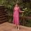 Thumbnail: Vestido Midi crepe