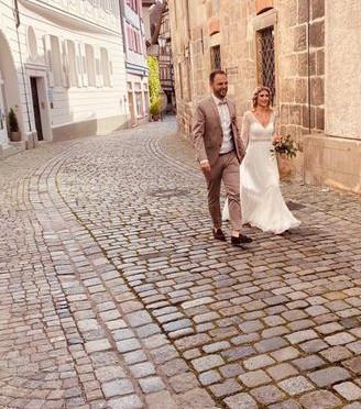 Wedding Fabienne