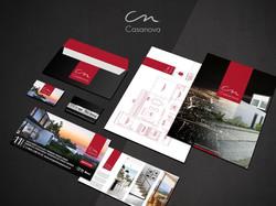 Diseño Identidad Proyecto CasaNova