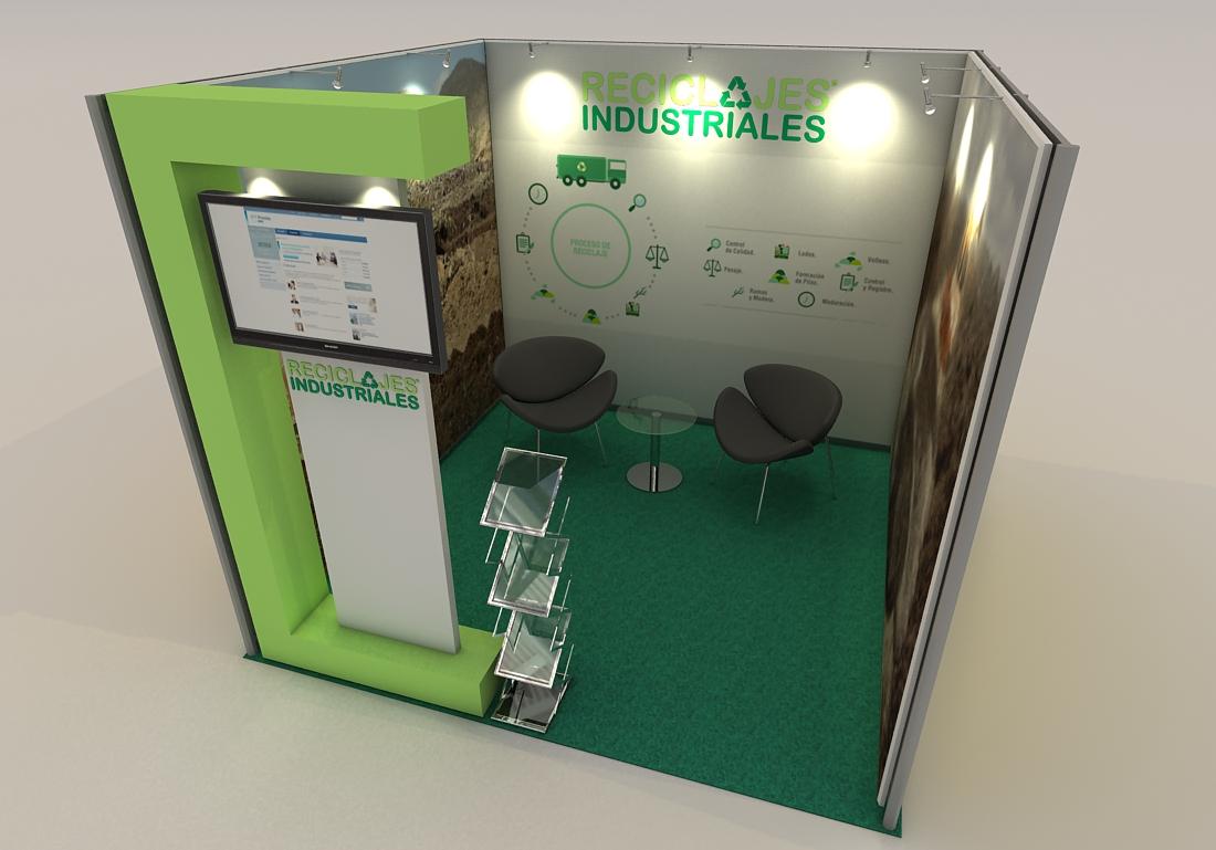 Stand Reciclajes Industriales