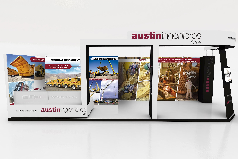 Stand para Austin Ingenieros