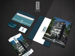 Diseño Identidad Proyecto Lyon