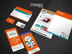 Diseño de Identidad para Financoop