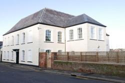 Fitzhardinge House Front 1
