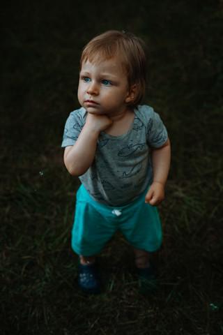 Le petit garçon de Ophélie