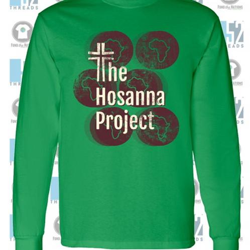 2020 THP Long-Sleeve Shirt (Green)