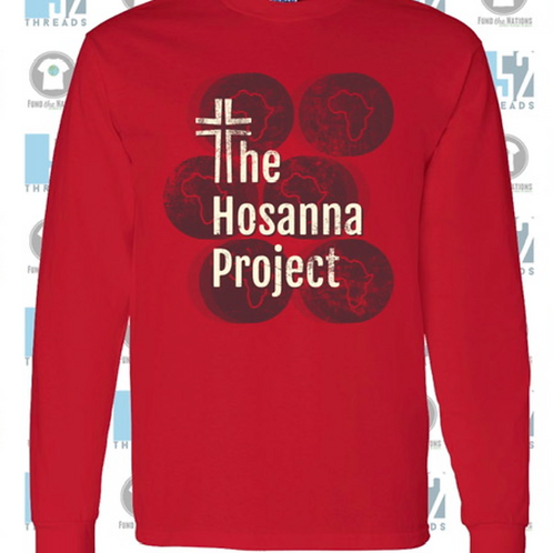 2020 THP Long-Sleeve Shirt (Red)