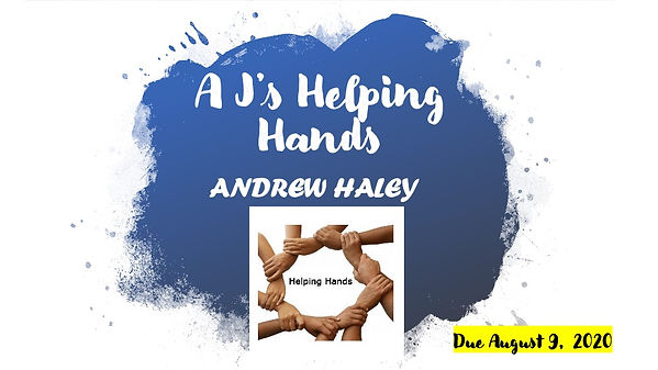 Game Changer-1 - AJ's Helping Hands - 08
