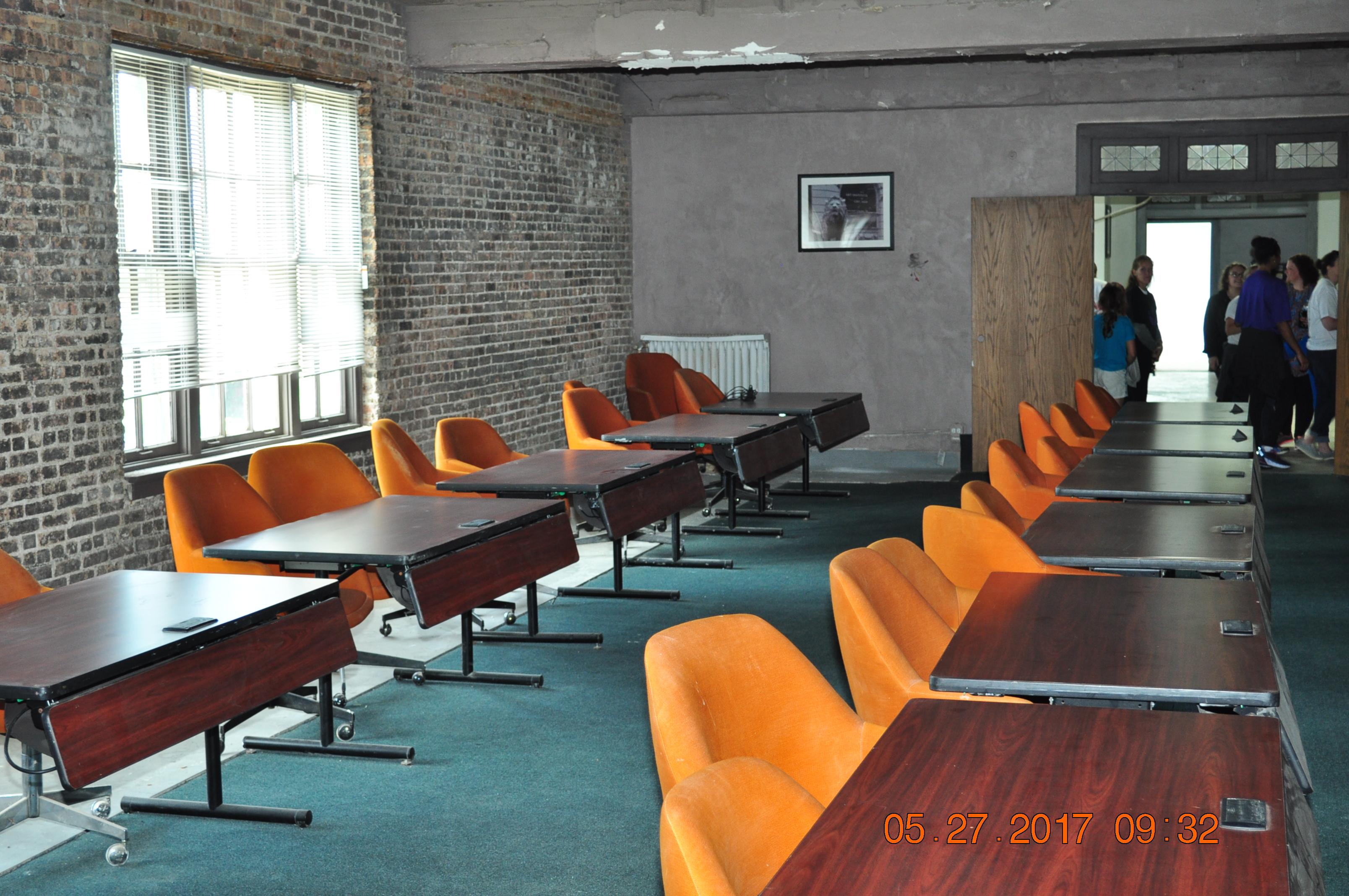 Training/Seminar Classroom