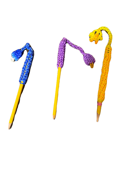Pencil Toppers by Kennedy, Bandtastic