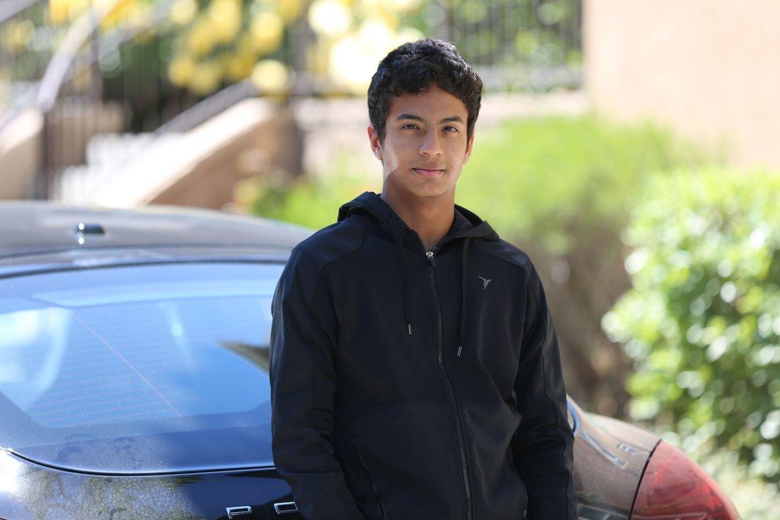 Shubbham Banerjee - Age 14