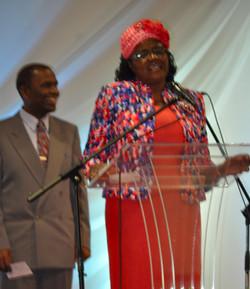 Pastor Errol & 1st Lady Gooden