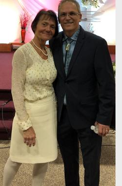 Min. Steve and Nancy Yeschek