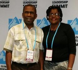 Pastor & 1st Lady Gooden