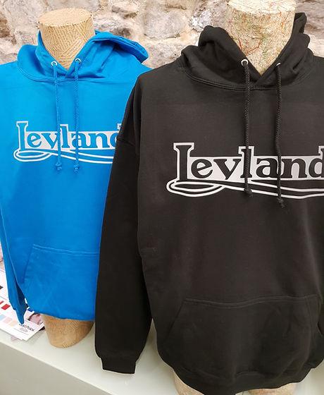 Leyland Mechanics Hoody Marvelous Clithe