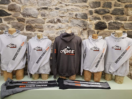 Apex Fitness Coaching Training Gear Hood