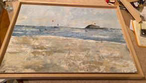 Seascape by Annie Haigh
