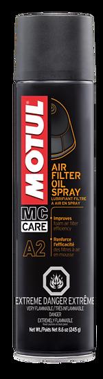 MOTUL MC CARE ™ A2 AIR FILTER OIL SPRAY
