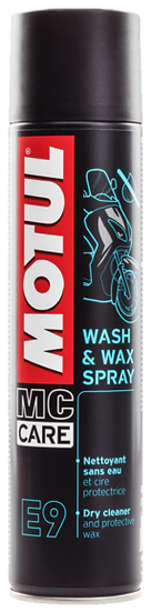 MOTUL MC CARE ™ E9 WASH & WAX SPRAY