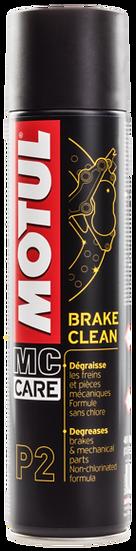MOTUL MC CARE ™ P2 BRAKE CLEAN