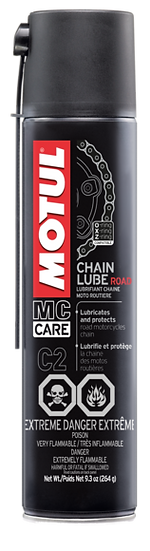 MOTUL MC CARE™ C2 CHAIN LUBE ROAD