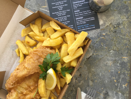 National Fish & Chips Day – Friday 1st June