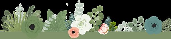 WhiteRow FloristFooter FloralsRightgrassgreen.png
