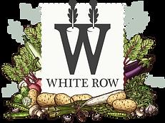 WhiteRow WebsiteMainHeaderCoverupGraphic