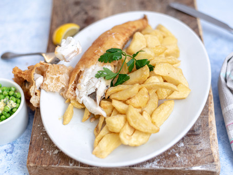 White Row Fish and Chips have been ranked as the best chippy in Frome!