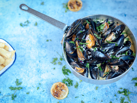 National Seafood Week at White Row Farm