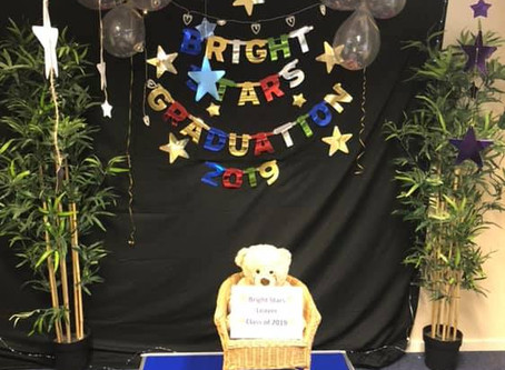Farewell to our pre-schoolers