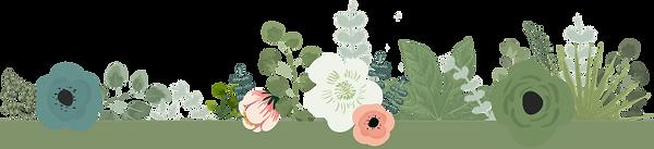 WhiteRow FloristFooter FloralsLeftgrassgreen.png