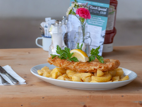 White Row Fish & Chip Shop of Beckington has been 'plaiced' among the top 60 fish & chip shops