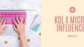 【Social Media】KOL x Micro-influencer